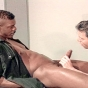 New SMUT! horny black cop getting his huge cock sucked by ivory hunk porn video!