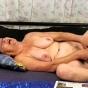 New SMUT! horny grandma enjoying a deep cunt drilling porn video!