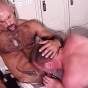 New SMUT! big and burly gays get anal fucked porn video!