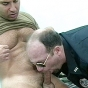 Big Horny Gays Getting Tongue Fucked