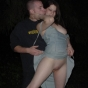 Horny Couple Enjoying A Wild Outdoor Screwing