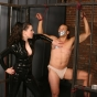 Horny Stud Submits To A Nasty And Erotic Jail Bondage