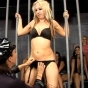 Naughty Milfs Vanessa And Zoe Put On A Sex Cop And Prisoner Show Before Finger Fucking