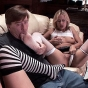 Sexy Blonde Milf Payton Leigh Playing With Her Clit And Stroking A Cock With Her Bare Feet