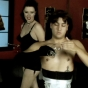 New SMUT! sexy domme anastasia pierce prepares her male submissive partner for rigorous slave training porn video!