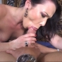 New SMUT! pretty porn star olivia saint sucking off a big cock and taking it in her cunt by riding on top porn video!