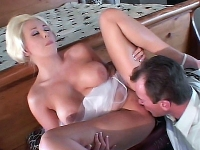 Watch this raw ass fucking porn as Jamie Brooks gets her butt licked first before having penetrated