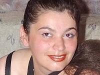 Cute Dark Haired Teen Chubby Undressing on a Sofa