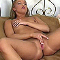 Precious Blonde Teen Likes Playing With Herself