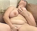 Fat BBW Playing With Her Pussy